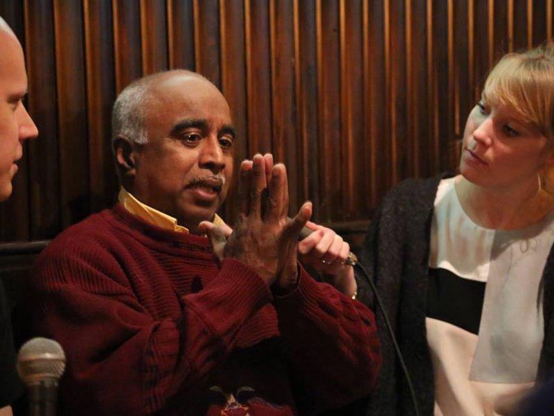 Ein hinduistischer Mönch erzählt